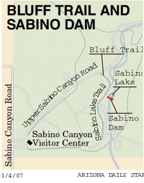 Hiking: Short Sabino trails make for ideal loop