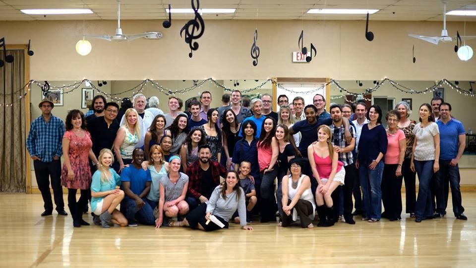 Tucson Swing Dance Club Weekly Dance
