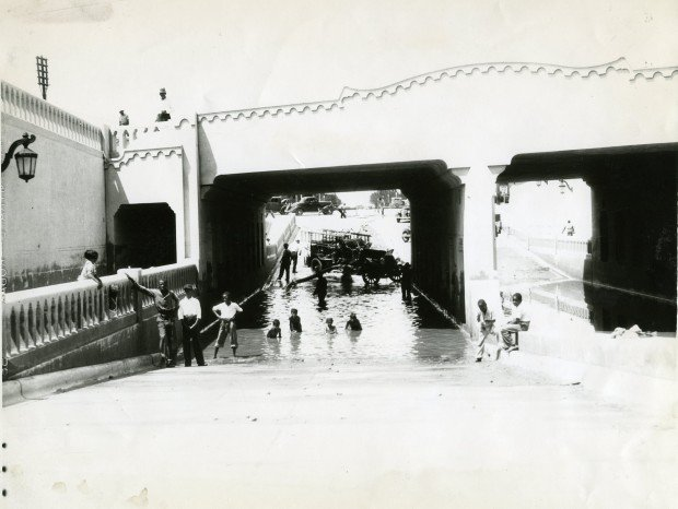 Stone Ave. Underpass