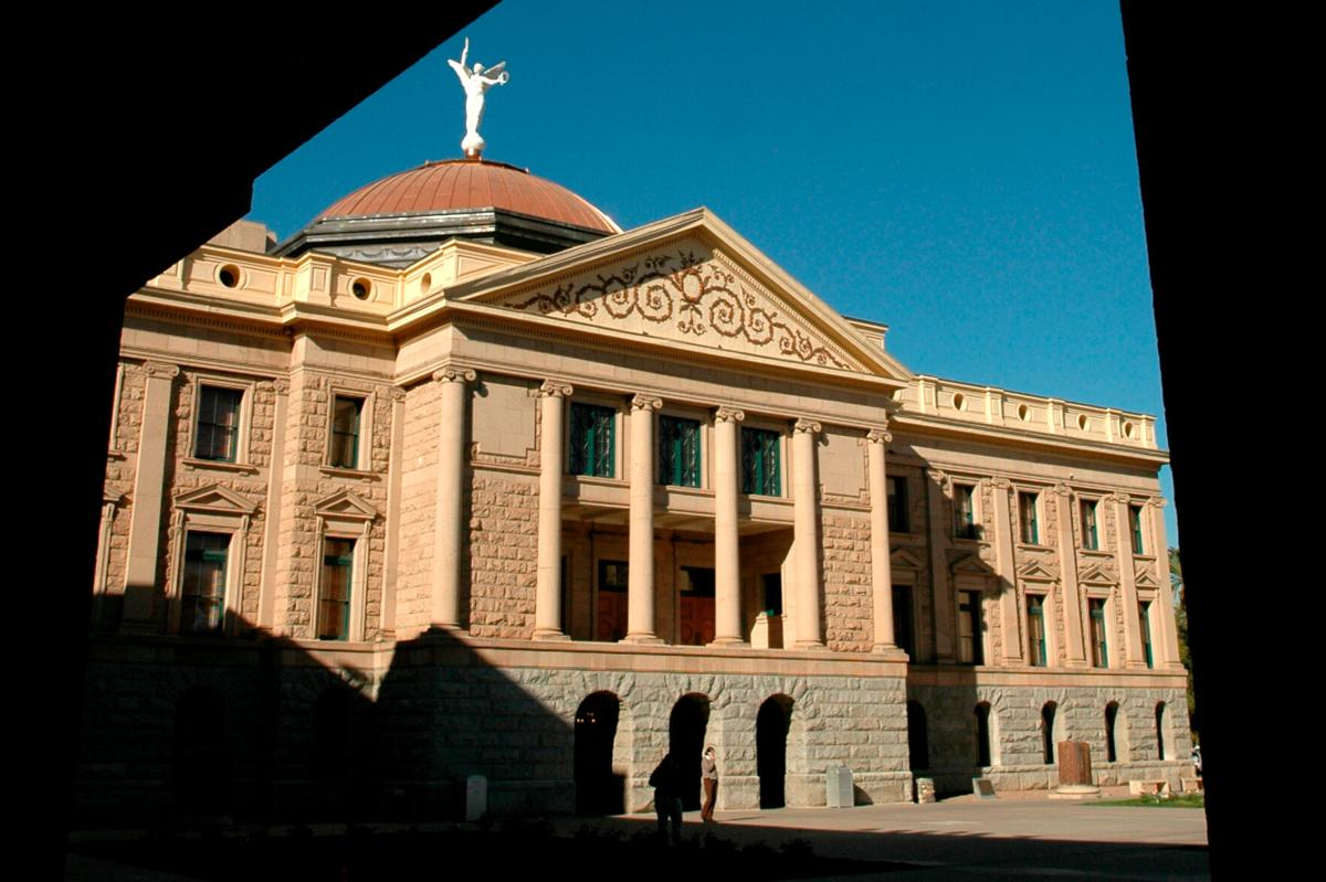 State of Arizona, Capitol building