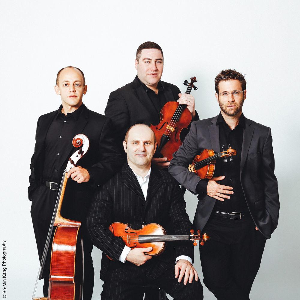 Amerrnet String Quartet