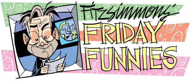Fitz Blog Art friday funnies