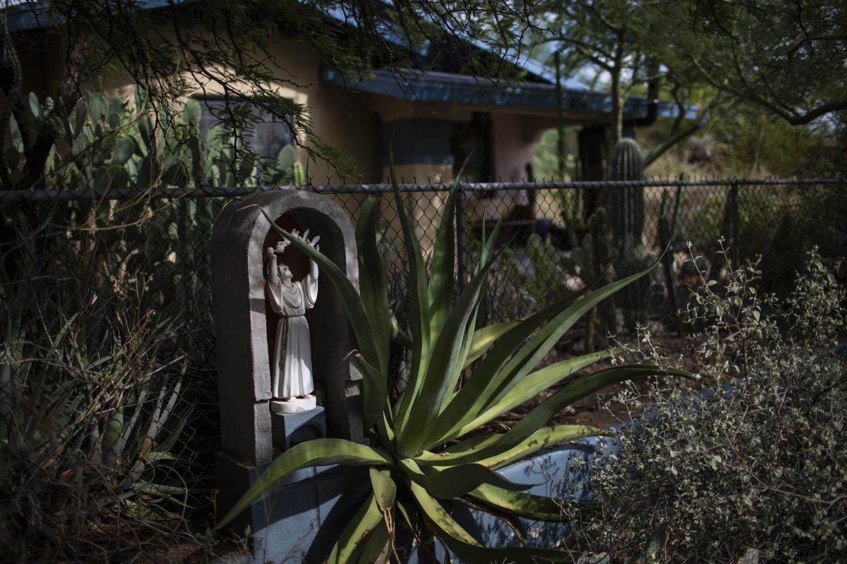 Current Residents Previous Tenants Share Hallowed Ground In Historic Neighborhood Local News Tucson Com