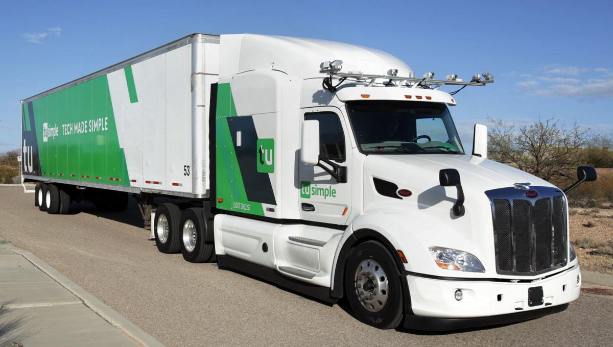 TuSimple expands as it readies self-driving truck technology