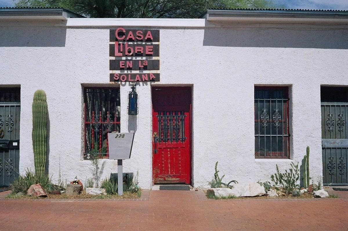 Casa Libre en la Solana