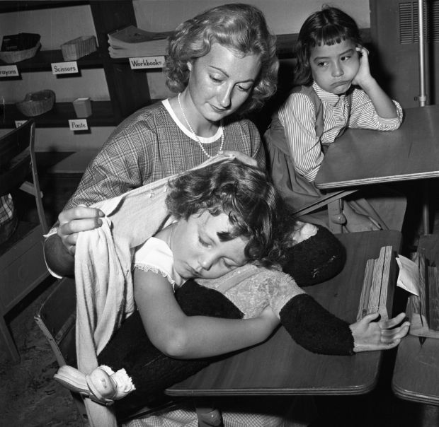 throwback thursday a new teacher s first day in 1960 photography