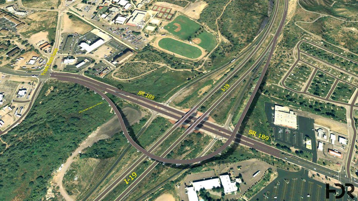I-19 Flyover bridge