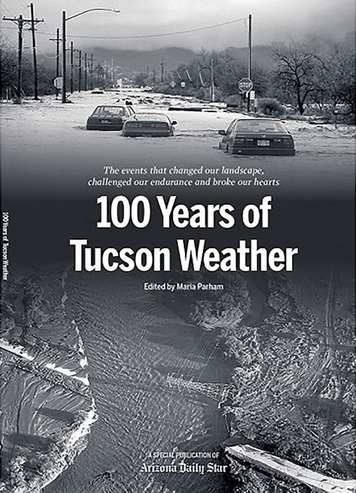 100 Years of Tucson Weather book cover