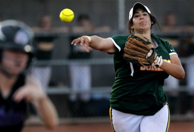 Softball State tournament: Canyon del Oro 12, Sabino 5: Bonstrom leads the Dorados' outburst