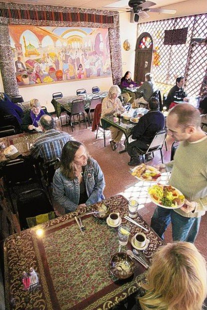 Middle Eastern fare is delicious, varied at Lebanese restaurant