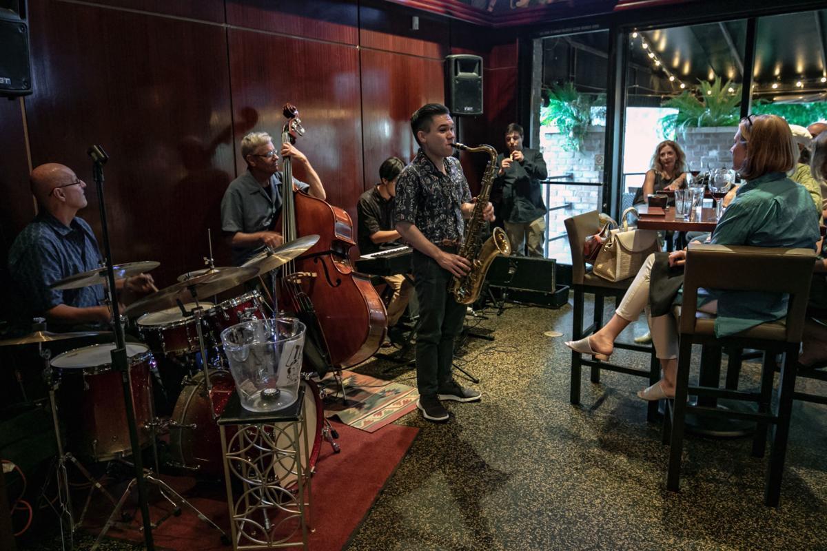Jazz scene