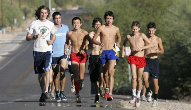 Boys Cross Country: Dorado boys a pack without a leader