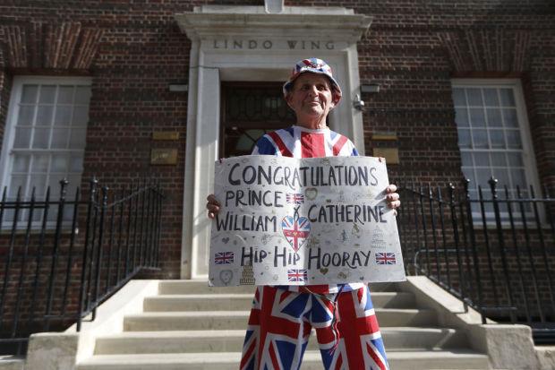 Royal chance and a royal pain face British souvenir makers