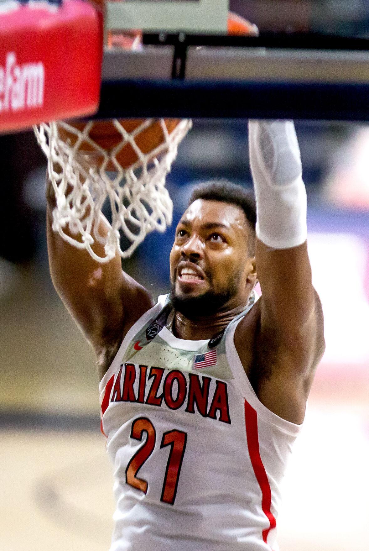 Channing Frye Arizona Wildcats Basketball Jersey-Navy