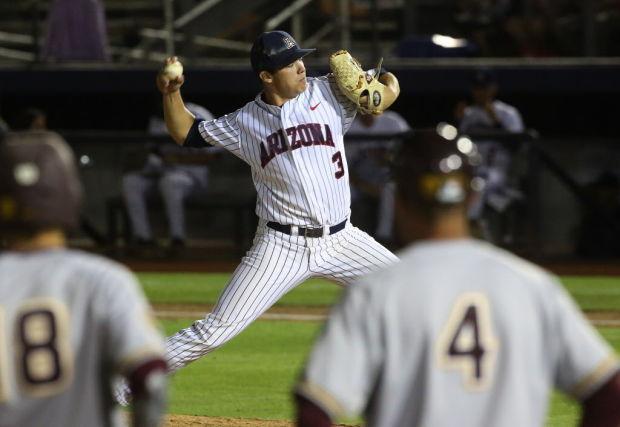 UA vs ASU baseball