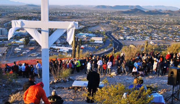 Pascua desde la montaña