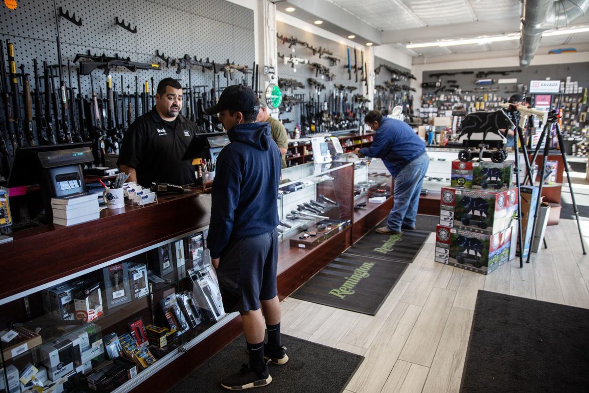 COVID-19 Gun Sales