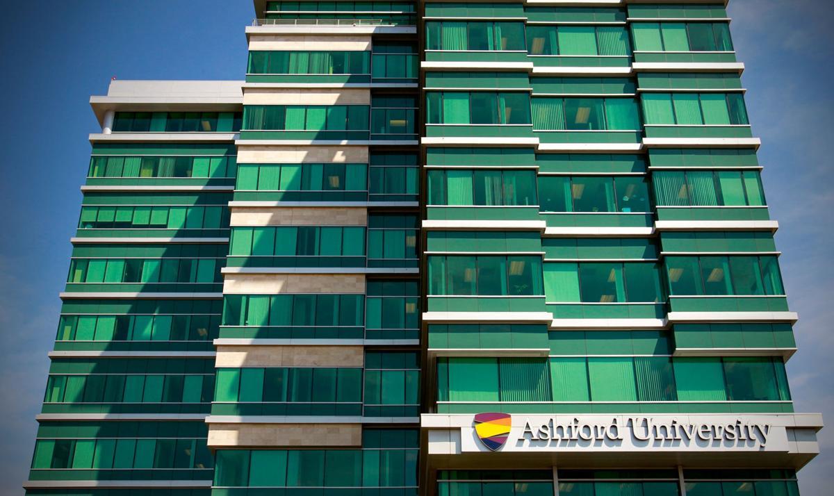 Ashford University in Kearny Mesa