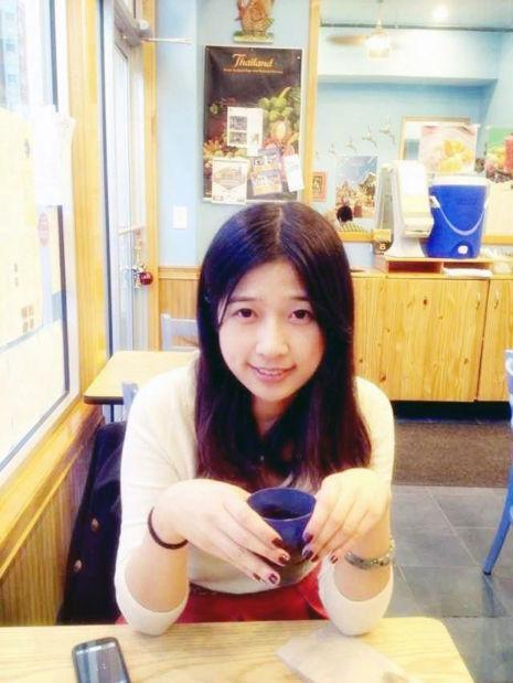 Bomb victim remembered as bright, vivacious student