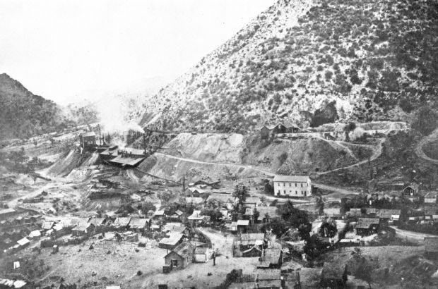 Mine Tales: Bisbee's fortunes rose with its mines