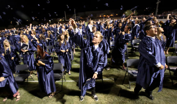 Ironwood Ridge High School graduation
