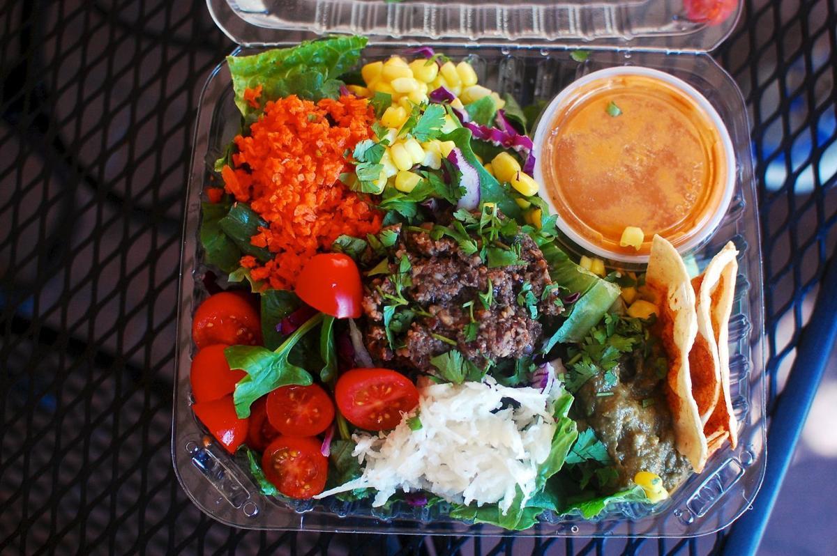 Vegan Restaurants Downtown Chicago