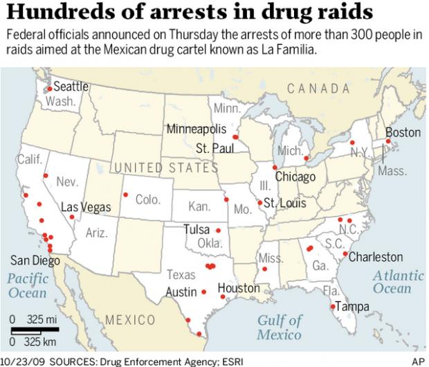 US hits back at drug cartel | AP National News | tucson com