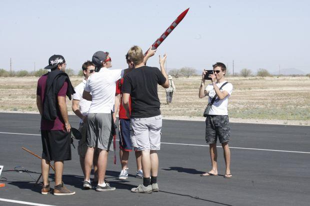SARA Desert Heat 2014