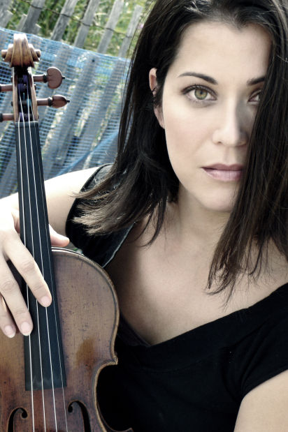 Grammy nominated violinist playing with TSO