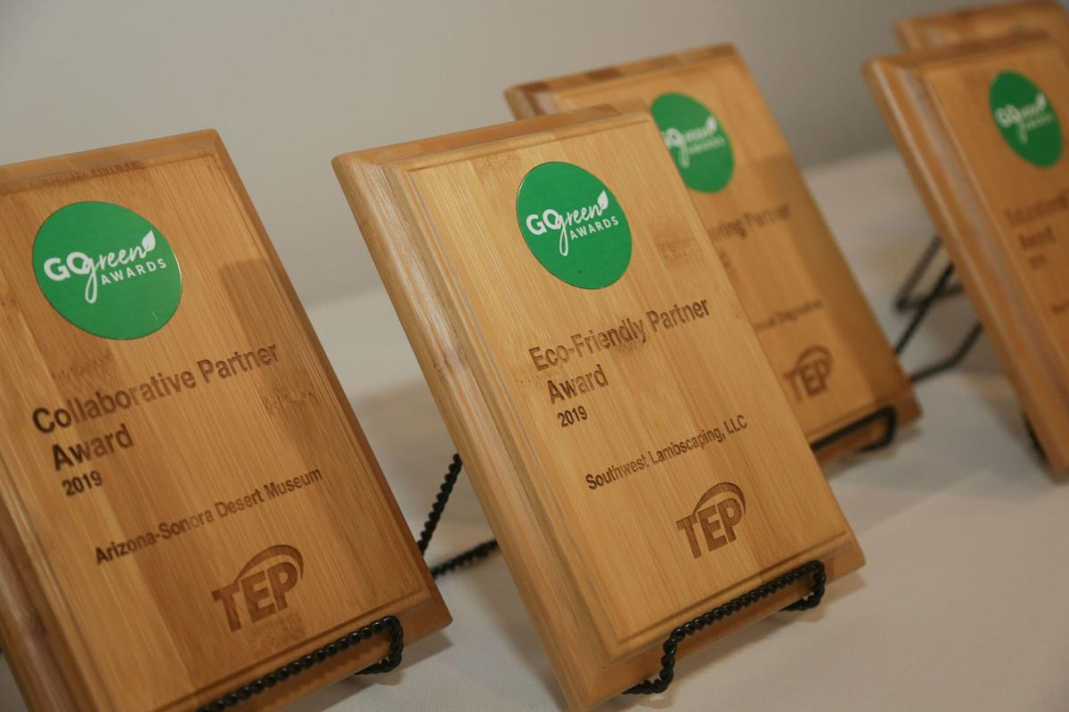 TEP Go Green Awards