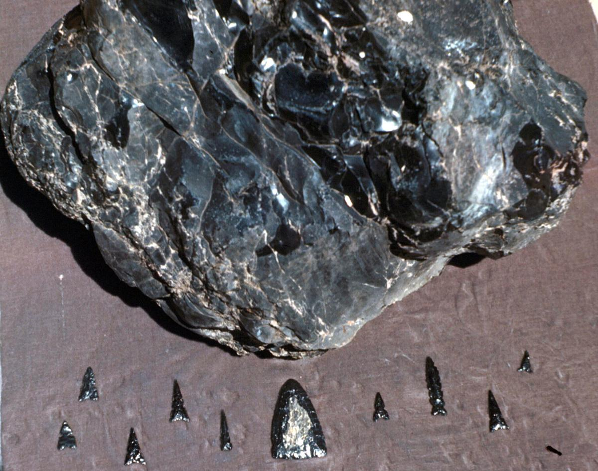Mine Tales: Obsidian