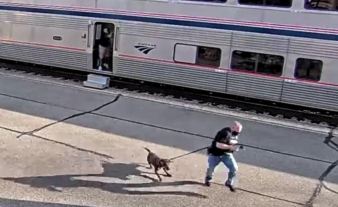 Amtrak, shooting, Tucson (LE)