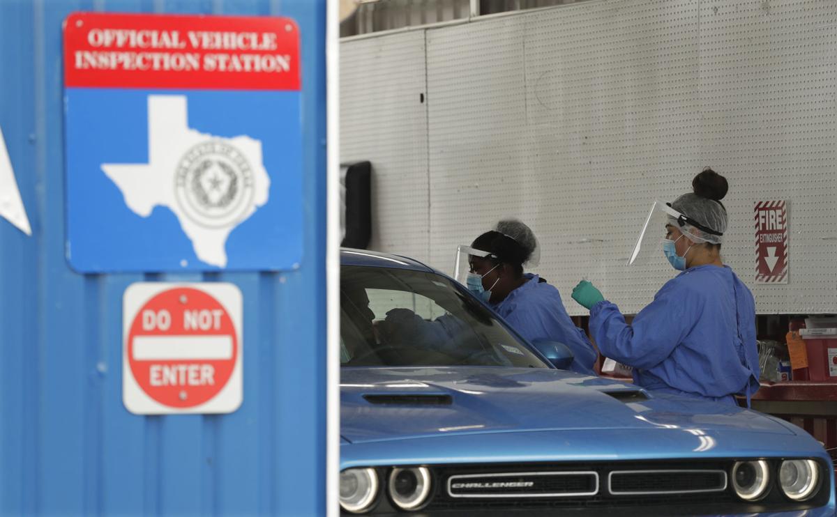 Coronavirus en Texas