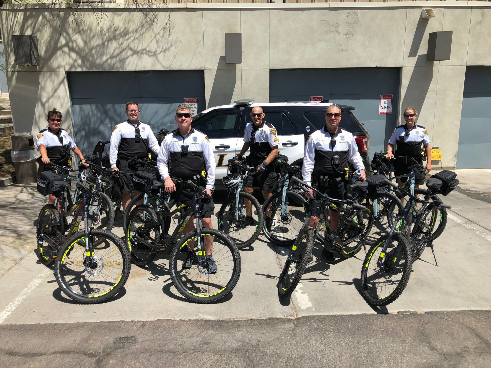 Foundation donates 30000 worth of new bikes