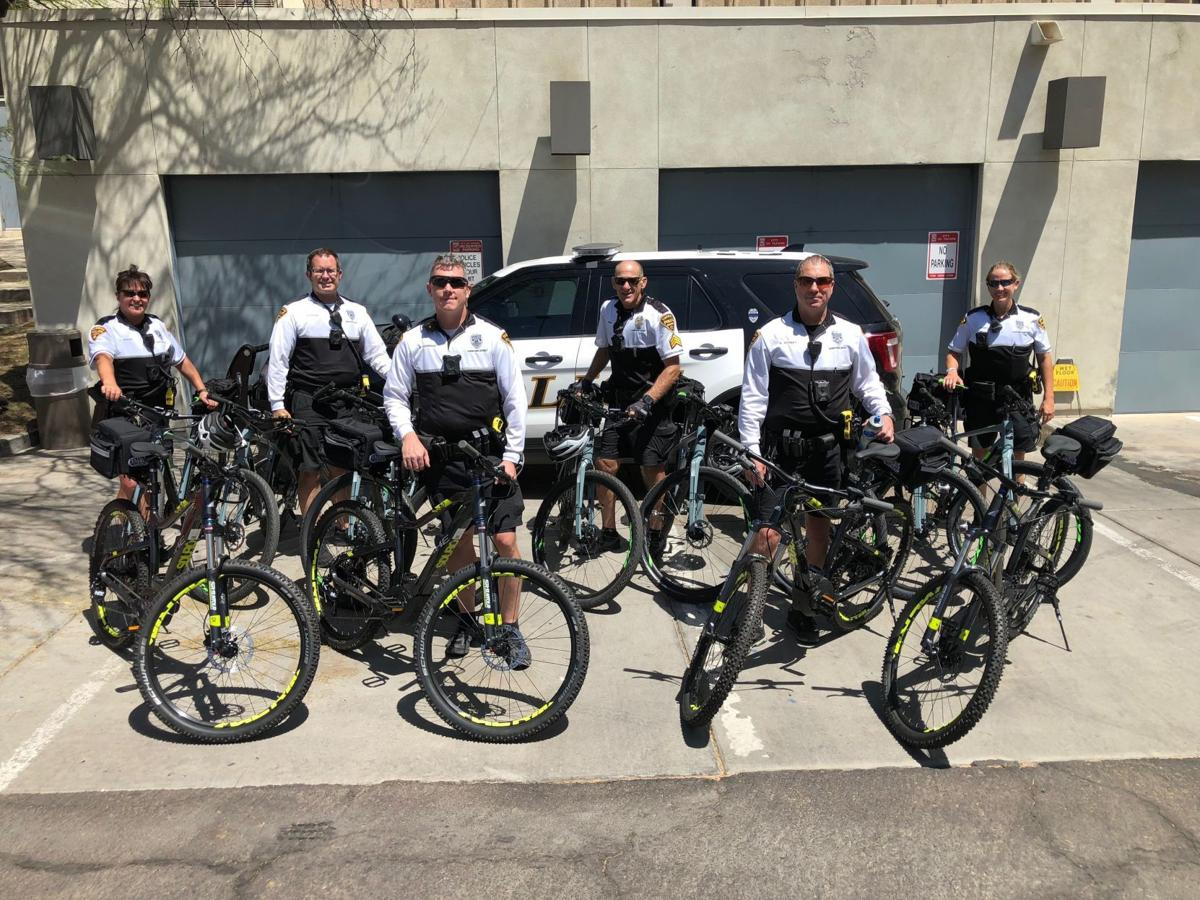 Foundation donates $30,000 worth of new bikes to Tucson police