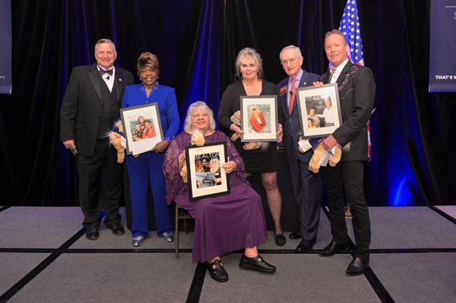 National Association of Realtors awards Jill Rich