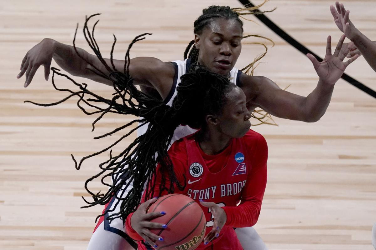 NCAA Stony Brook Arizona Basketball