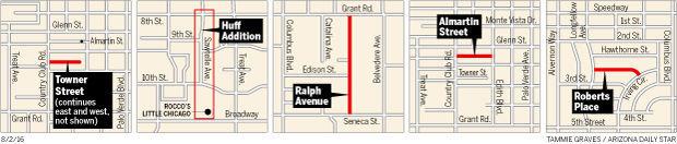 Street Smarts maps