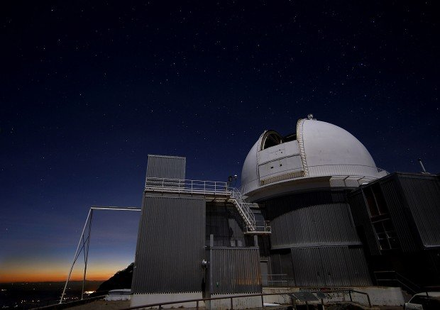 Kitt Peak funding won't evaporate, but it will shrink with squeeze on National Science Foundation
