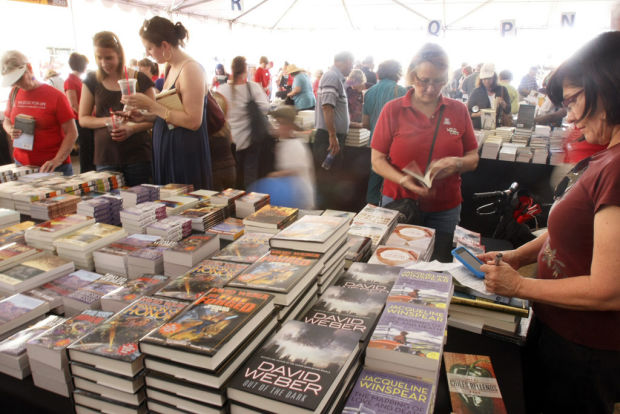 How to make the most of the book festival