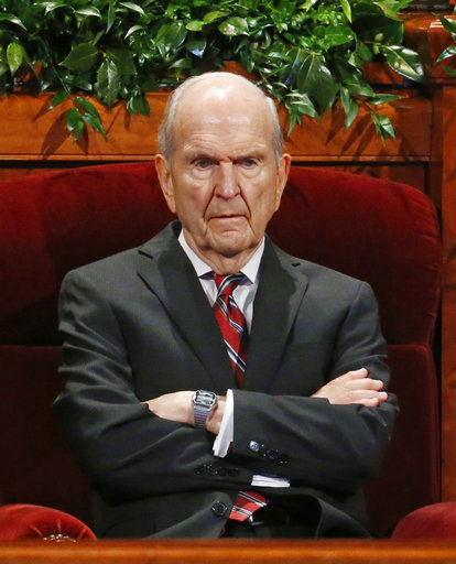 Former heart surgeon set to become next Mormon president