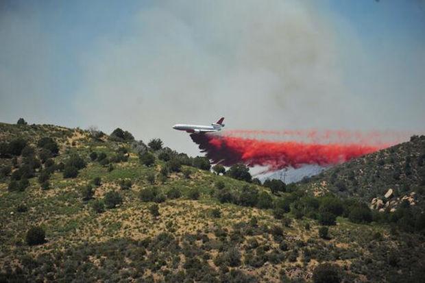Prescott Wildfire