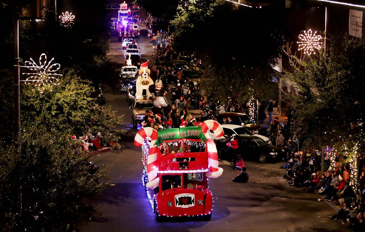 Tucson Christmas Parade 2020 Here's where to watch the Tucson Parade of Lights this year