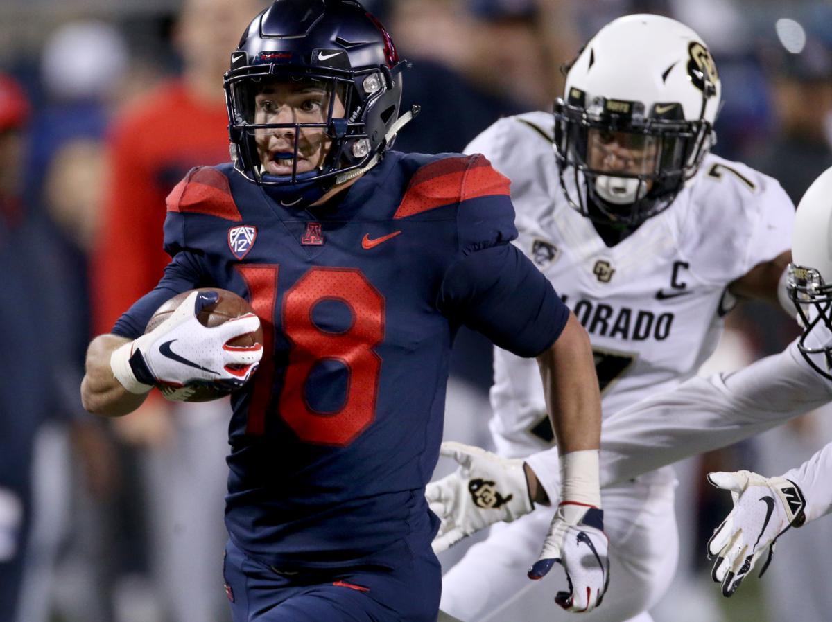 University of Arizona vs Colorado