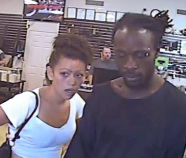 Tucson police seek help in finding woman involved in handgun theft
