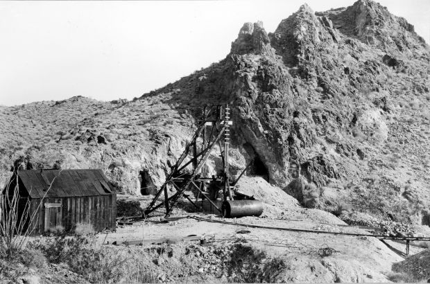 Mine Tales Gold Mining In Mohave County Had Its Ups And