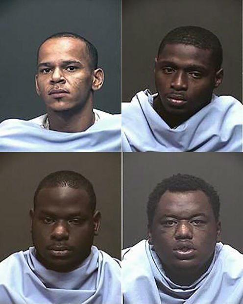 Four men arrested on counterfeit-related charges in Oro Valley