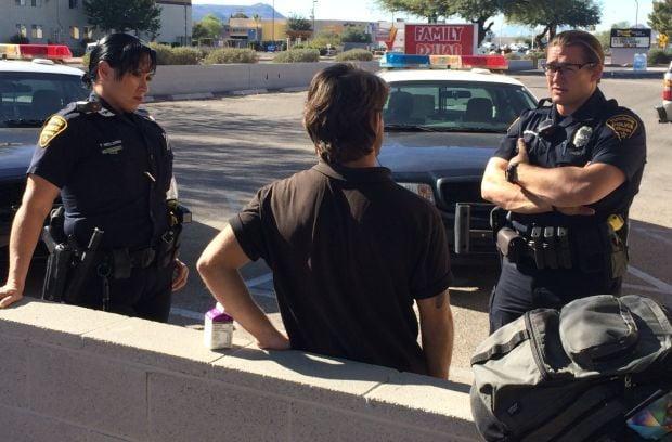 Steller Hypervigilant Tucson Police Face Tricky Times