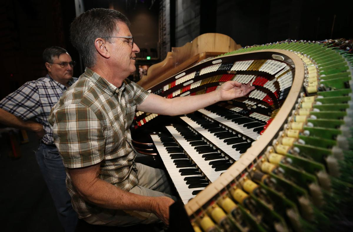 Fox Tucson Theatre organ