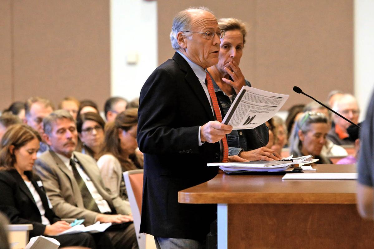 County bond decision